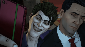 Batman: The Enemy Within Episode 1