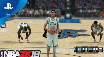 NBA 2k18 PS4te 60 FPS