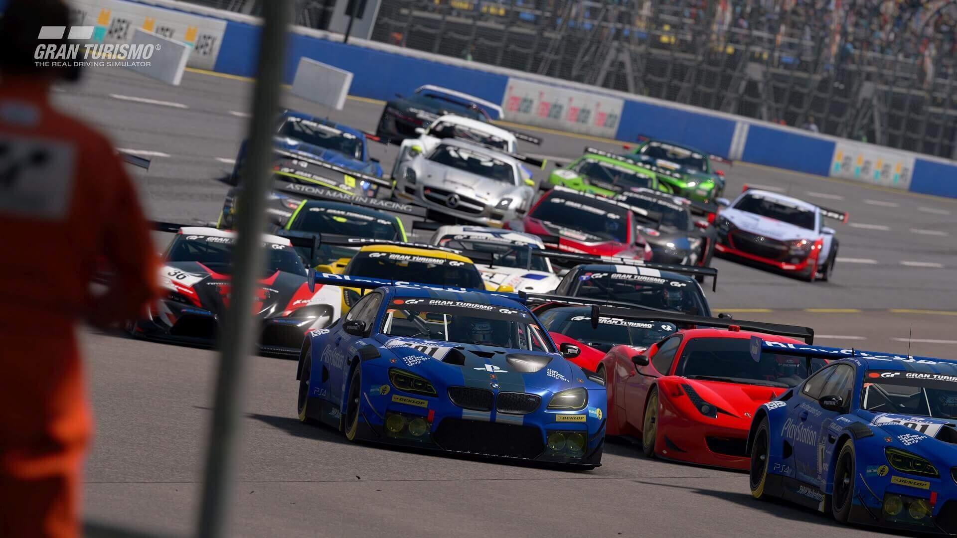 Parche 1.13 de GT Sport