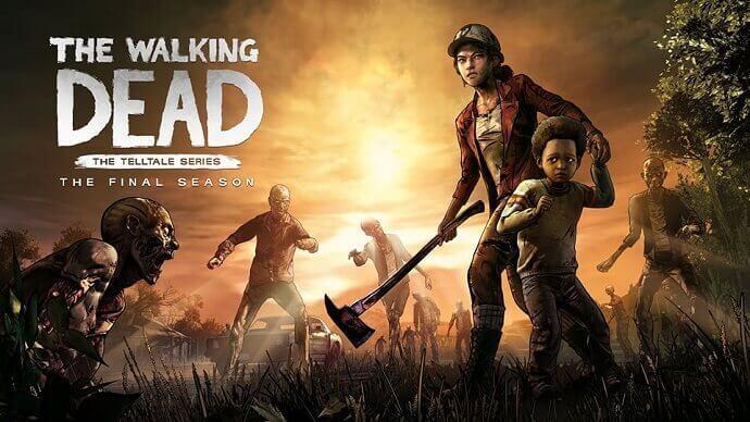 The Walking Dead: The Final Season Sezon 4 ps oyun psoyun oyun incelemeleri indirimli oyunlar
