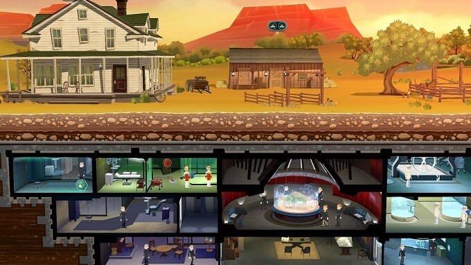 Fallout Shelter Westworld fallout shelter