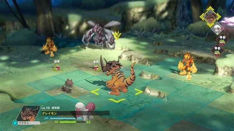 Digimon Survive, Bandai Namco