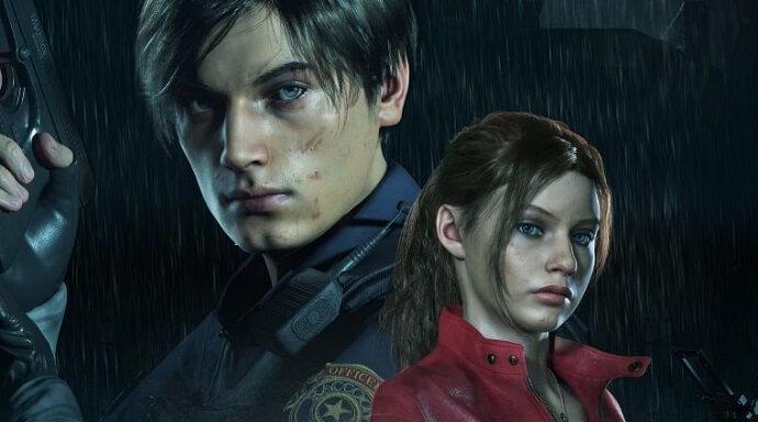 Resident Evil 2 Remake resident evil 2