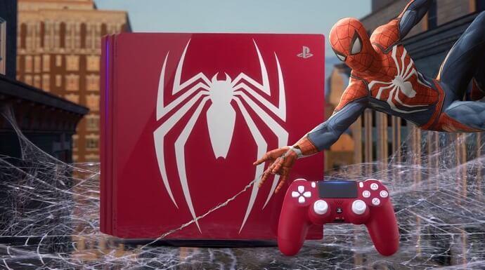 Spider-Man PS4 Pro ps oyun psoyun oyun incelemeleri indirimli oyunlar