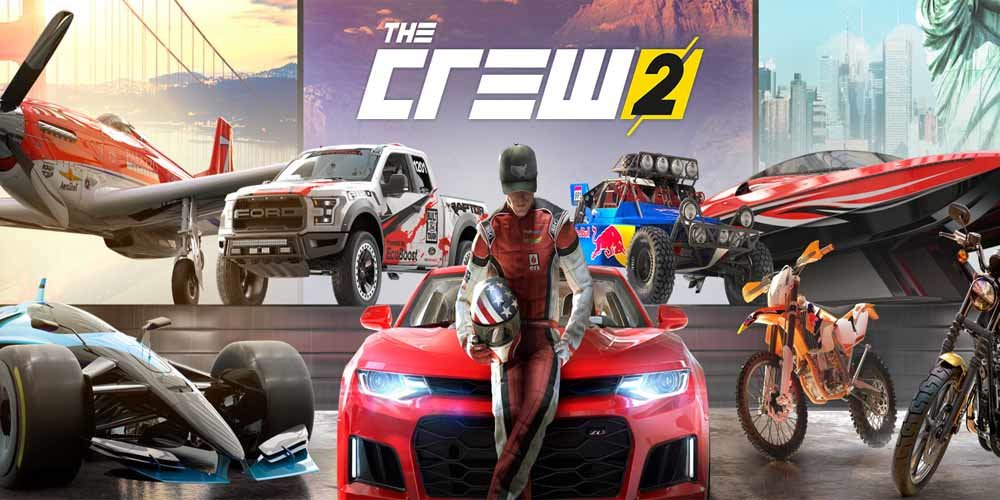 The Crew 2, PlayStation Now