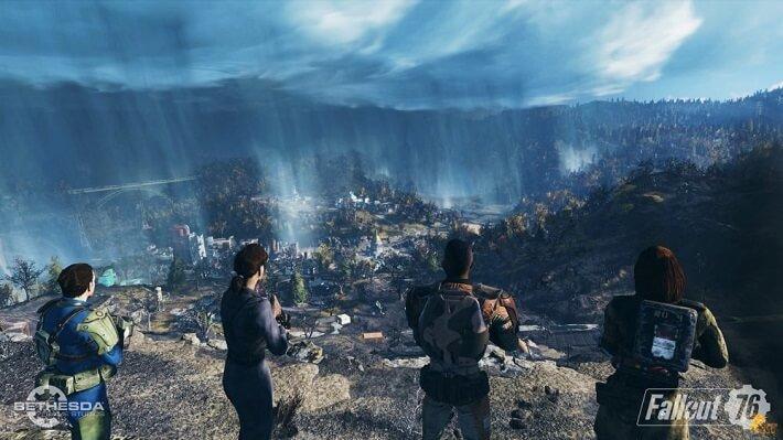 Fallout 76 fallout 76