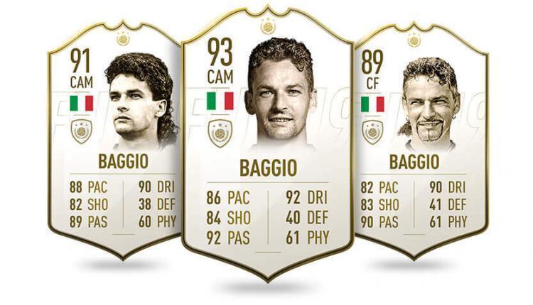 FIFA 19 Baggio