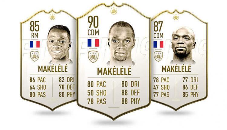 FIFA 19 Makelele fifa 19