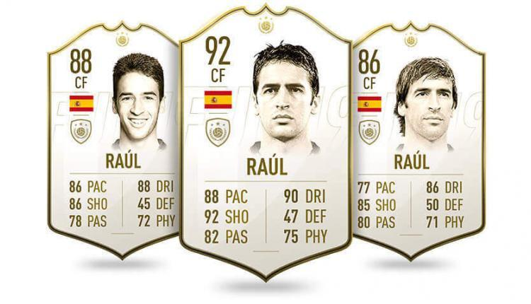 FIFA 19 Raul