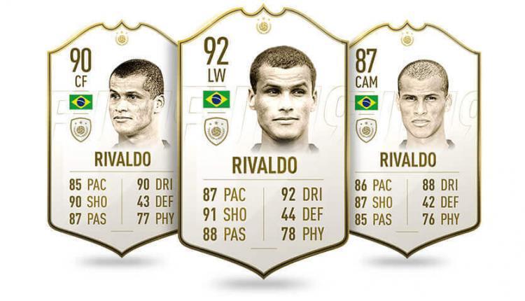 FIFA 19 Rivaldo
