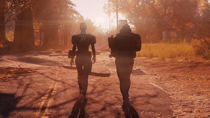 Fallout 76 lansman sonrası içerikler fallout 76