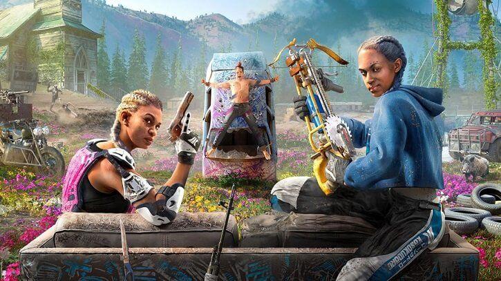 Far Cry: New Dawn playstation