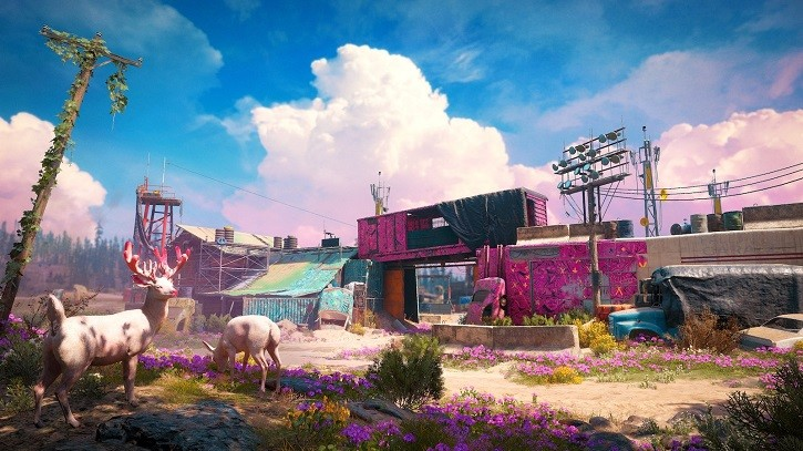 Far Cry: New Dawn far cry new dawn