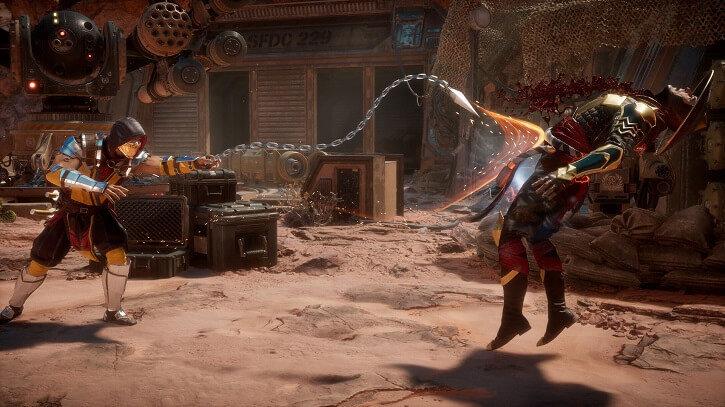 Mortal Kombat 11 duyuruldu