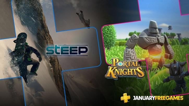 PlayStation Plus Ocak 2019 ücretsiz oyunlar ps plus