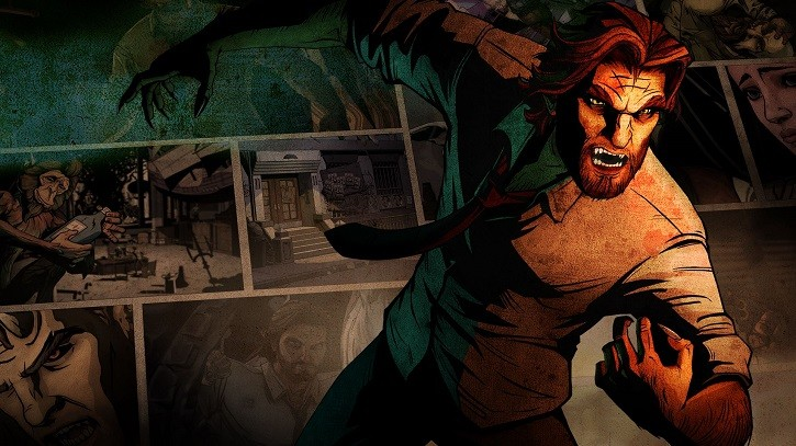 The Wolf Among Us Bigby Wolf the wolf among us 2