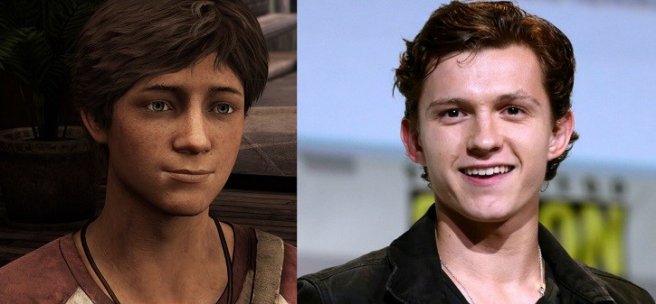Uncharted Tom Holland uncharted