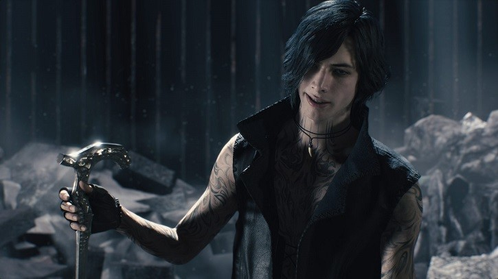 Devil May Cry 5 - V devil may cry 5