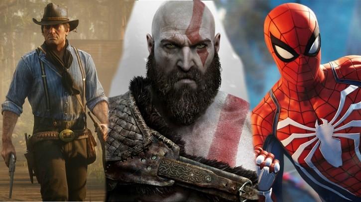 PlayStation: 2018'in en iyi oyunları playstation 4