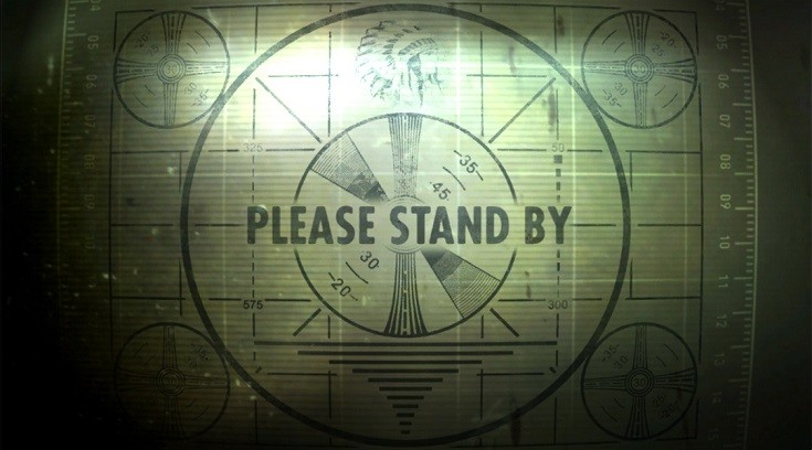 Fallout 3 Please Stand By fallout