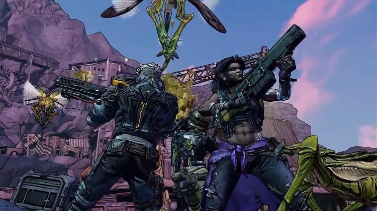 Borderlands 3, PS5, Xbox Series X/S