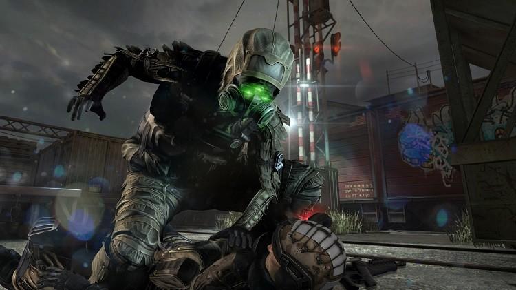 Tom Clancy's Splinter Cell Ubisoft
