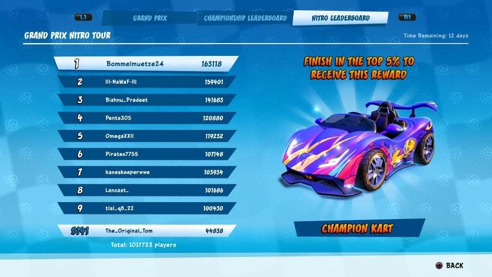 Crash Team Racing: Nitro-Fueled crash team racing