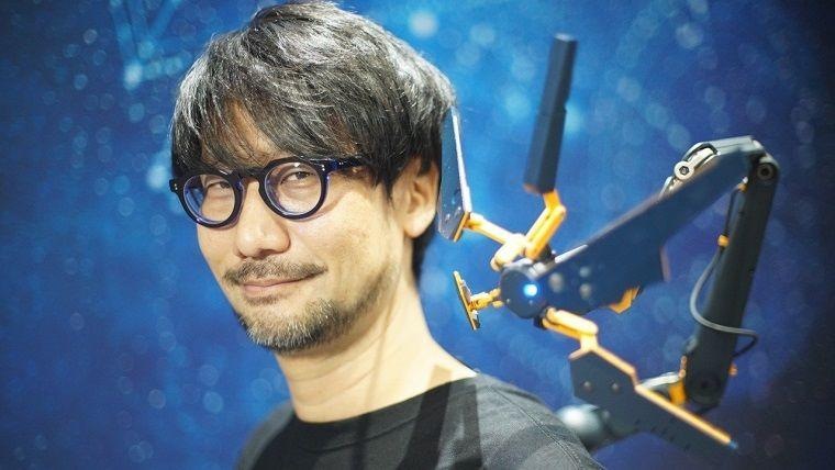Hideo Kojima - Death Stranding death stranding