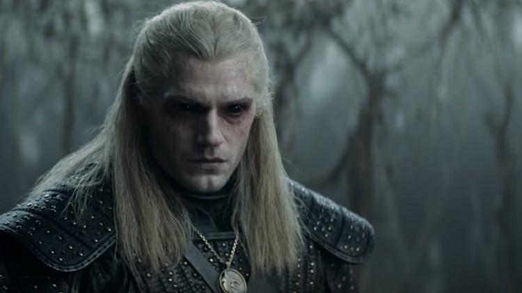 Netflix The Witcher fragman the witcher