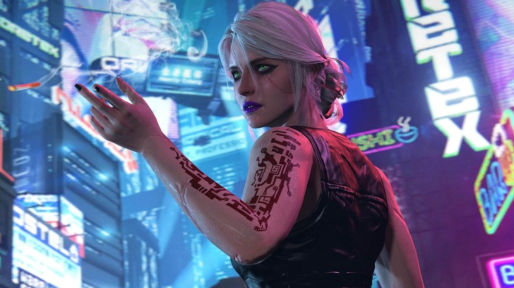 Cyberpunk 2077 ve The Witcher 3