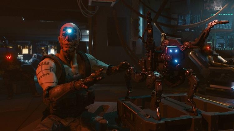 Cyberpunk 2077, Cyberware kullanımı