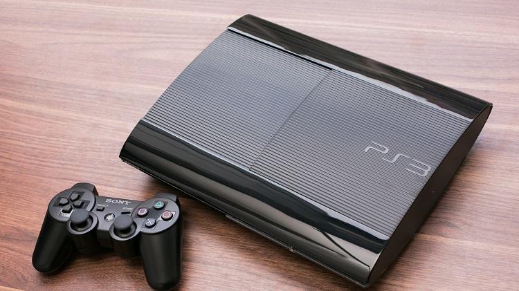 PS3 Super Slim konsol