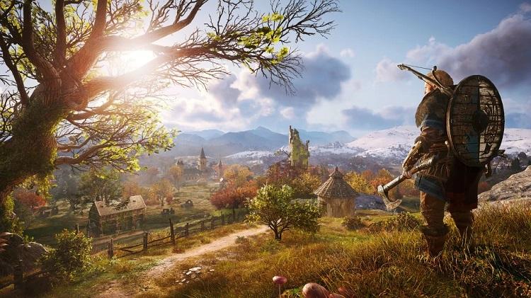 Assassin's Creed Valhalla oynanış fragmanı