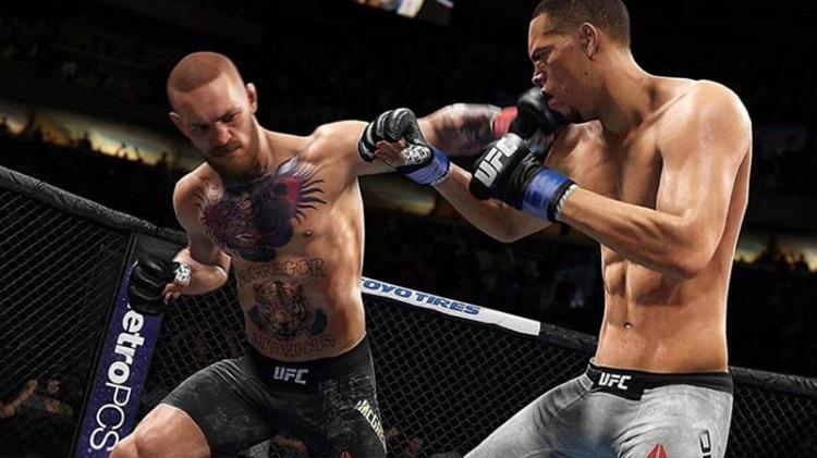 UFC, EA Sports ufc 4
