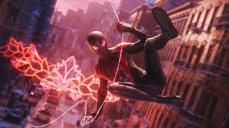 spider-man miles morales, ps5, playstation 5