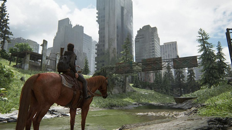 The Last of Us Part II, PS4