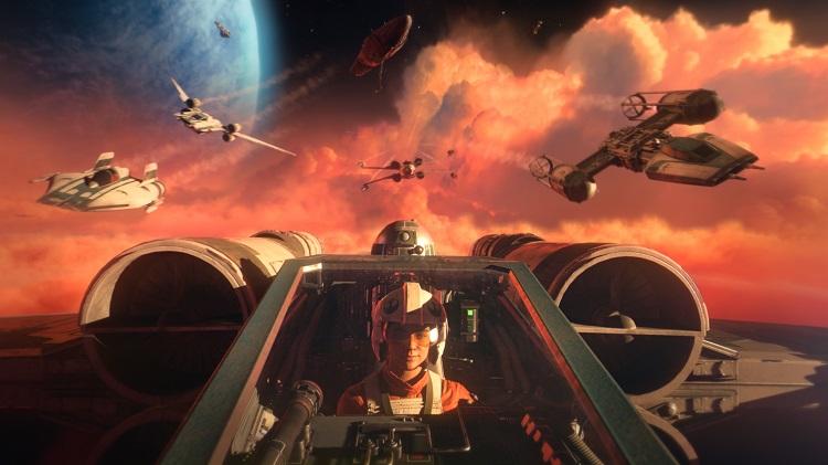 Star Wars: Squadrons star wars