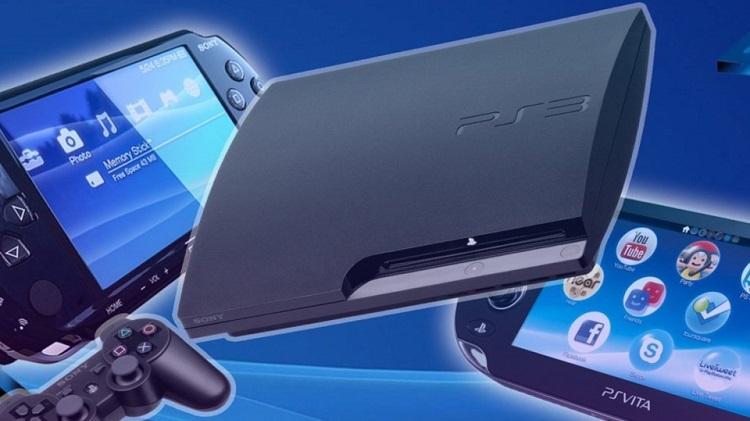 PS3, PS Vita, PSP mağazaları