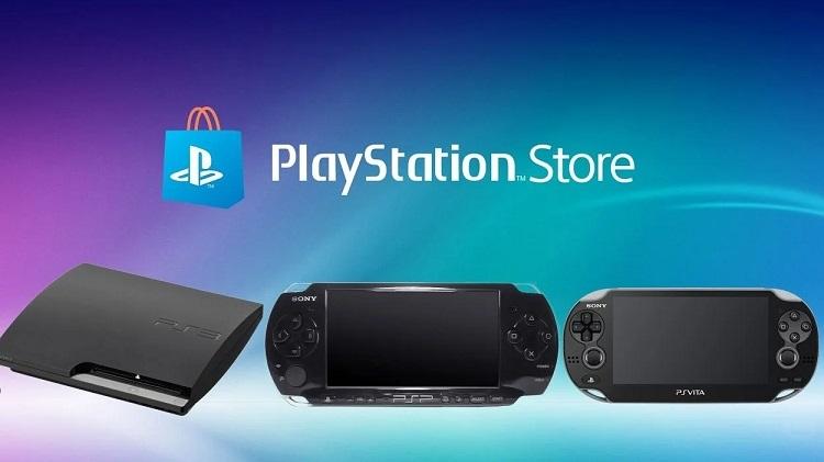 PS3, PS Vita, PSP