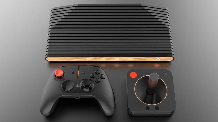 Atari VCS konsolu
